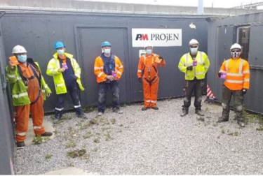 Syngenta site staff receive 'Award for Outstanding Safety Performance'